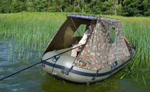 Тент для лодки ПВХ