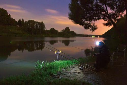 фонарь для рыбалки