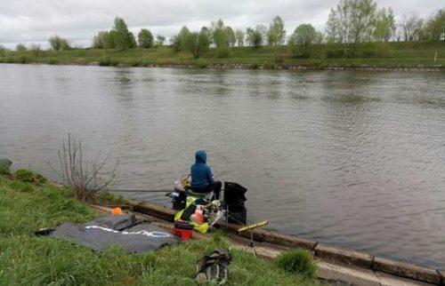рыбалка на канале имени москвы фото