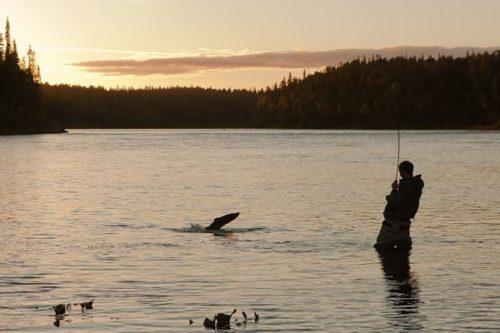 озеро Имандра фото рыбалка