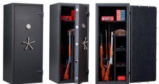 малогабаритные сейфы для оружия фото