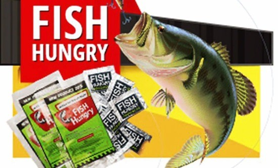 активатор клева рыбы Fishhungry