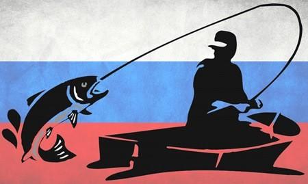 места для рыбалки в России