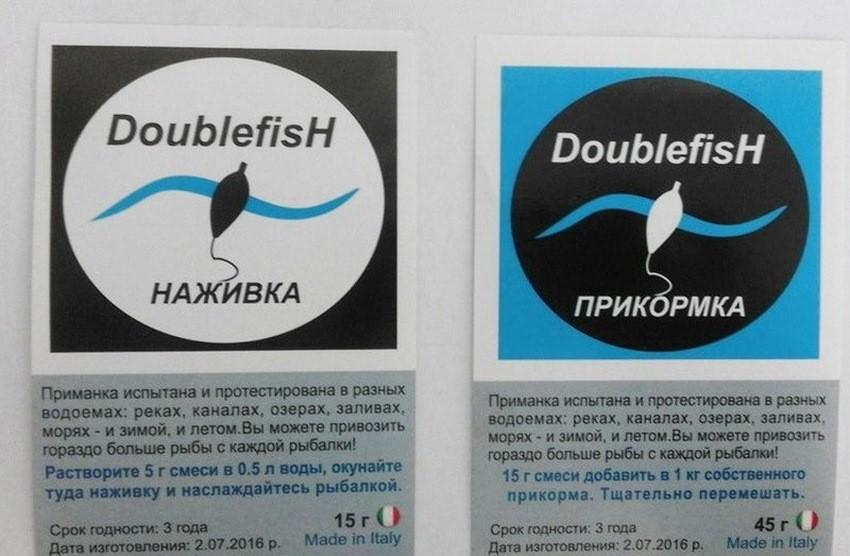 Double Fish инструкция
