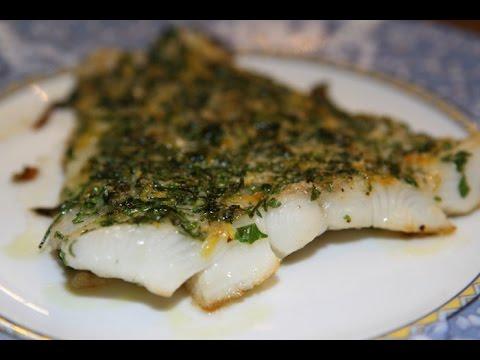 ВИДЕО: Рыба в пармезане с лимоном. Вкуснейший рецепт!