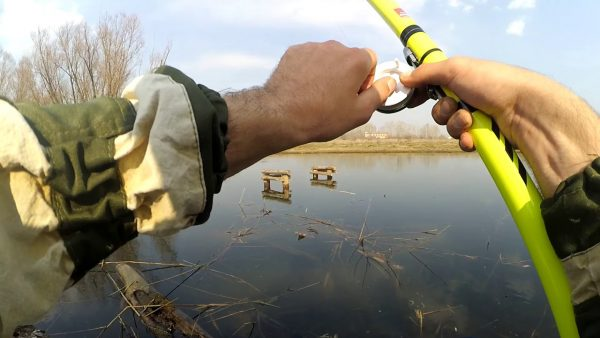 ВИДЕО: Рыбалка на поплавок - открытие сезона ЖИДКОЙ воды