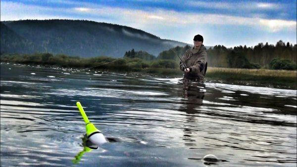 ВИДЕО: Рыбалка На Поплавок с Женой 100% Убойная Оснастка