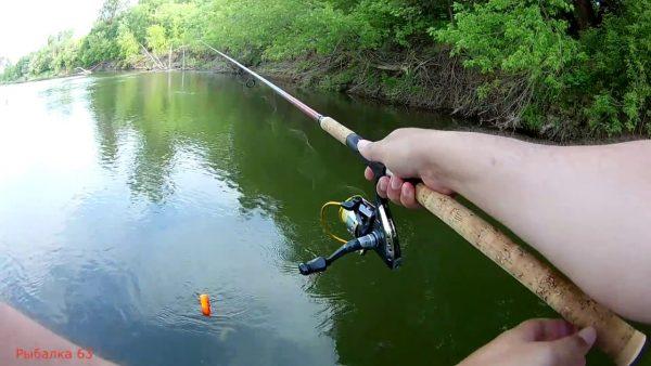 ВИДЕО: Утопил спиннинг, Голавль, Щука, Окунь, Рыбалка в Самаре, Рыбалка в России