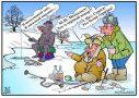анекдоты про рыбалку, смешные картинки (14)