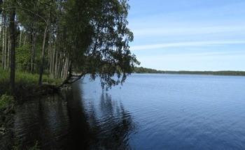 Александровское озеро фото
