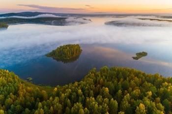 Волчихинское водохранилище фото