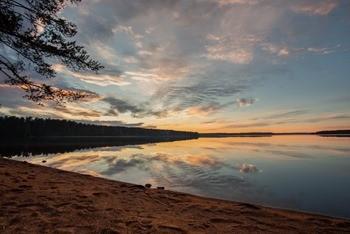Высокинское озеро фото