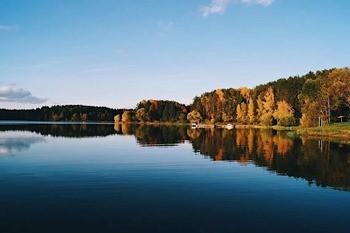 Истринское водохранилище фото