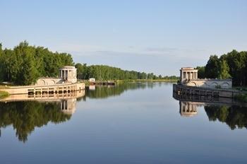 Канал имени Москвы фото