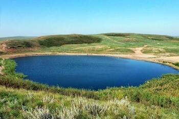 Косколь озеро фото