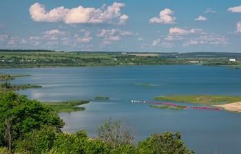 Курское водохранилище фото