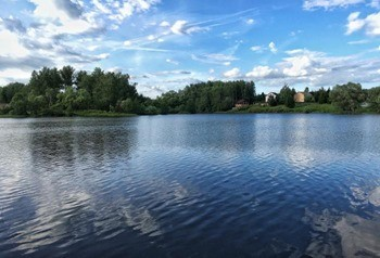 Лыковский пруд фото