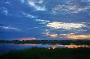 Озеро Большое Остабное фото