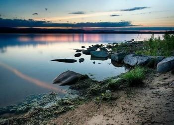 Озеро Большой Кисегач фото