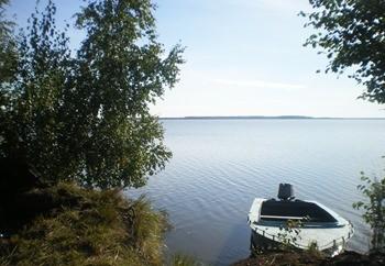 Озеро Большой Увар фото