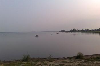 Озеро Большой сунгуль фото