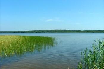 Озеро Вашутинское фото