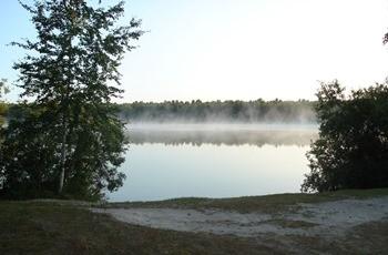 Озеро Данилово фото