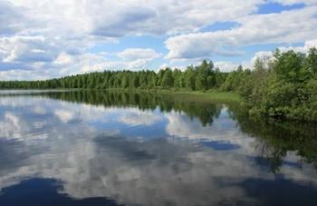 Озеро Долгое фото