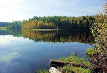 Озеро Званое фото