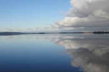 Озеро Ик фото