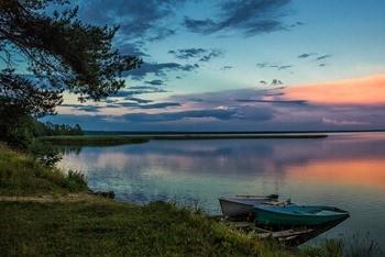 Озеро Лекшмозеро фото