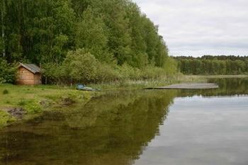 Озеро Ленёво фото