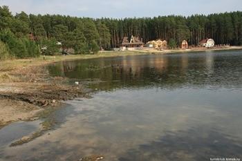 Озеро Песчаное фото
