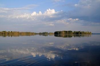 Озеро Сартран фото