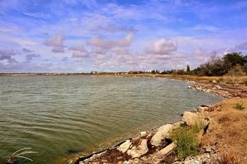 Озеро Солёное фото