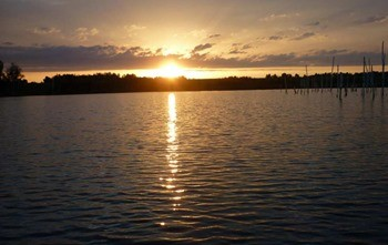 Озеро Треустан фото