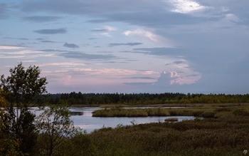 Озеро Тростяное фото