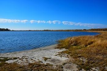 Озеро Турбанье фото