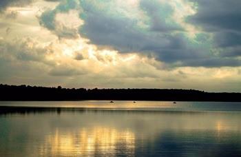 Озеро Тыгиш фото