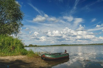 Озеро Шибаево фото