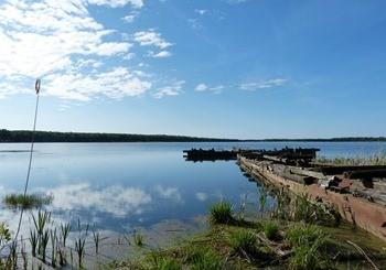 Озеро Янтыково фото