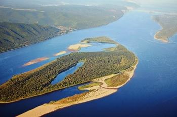 Остров Зелененький фото