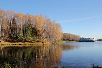 Пироговское водохранилище фото