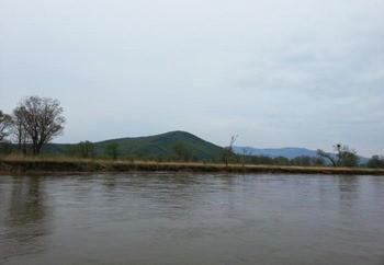 Протока Сухая фото