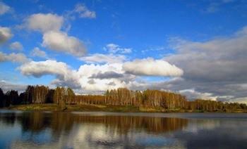 Пруд Морозовка фото