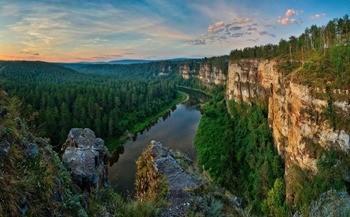 Река Ай фото