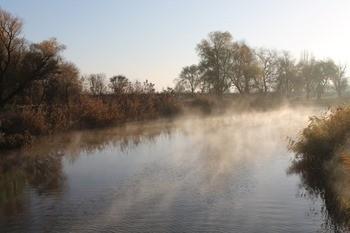 Река Аксай фото