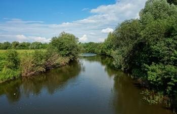 Река Бабка фото