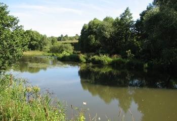 Река Беспута фото