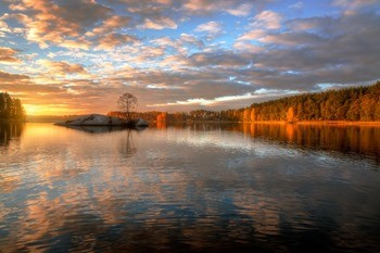 Река Вукоса фото